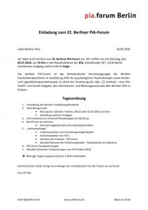 thumbnail of Tagesordnung_22. PiA-Forum